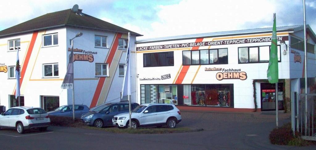 heimdecor-Fachhaus Oehms Prüm Eifel